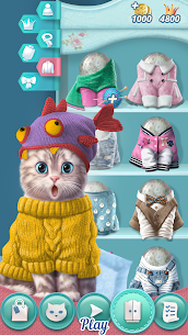 Knittens Mod Apk 1.42 (Unlimited Gems, Coins, Lives + Unlocked) 4