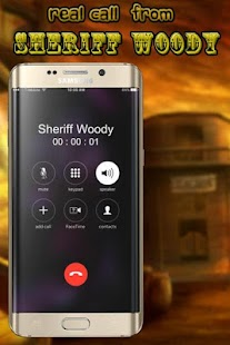 call from woody (omg he answered) - náhled
