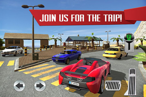 Screenshot for Parking Island: Mountain Road in United States Play Store