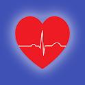 Blood Pressure Log - BP Tracker icon
