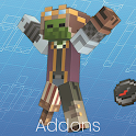 Addons for Minecraft PE Edition icon