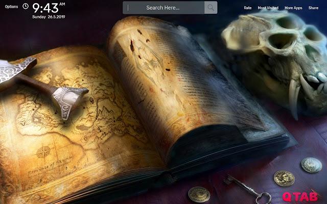 The Elder Scrolls V Game Wallpapers HD