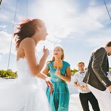 Wedding photographer Alina Kamenskikh (AlinaKam). Photo of 04.06.2014