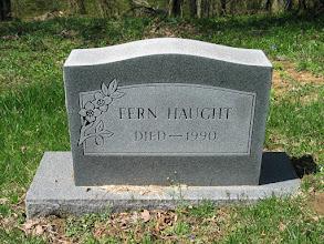 Photo: Haught, Fern