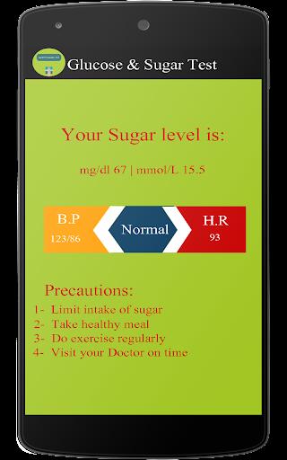玩醫療App 葡萄糖測試惡作劇免費 APP試玩