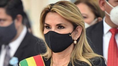 Jeanine Áñez renuncia a su candidatura: por qué la presidenta interina de  Bolivia abandona su postulación - BBC News Mundo