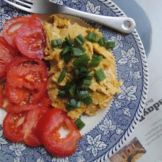 Scrambled Eggs Soy Sauce Recipes.