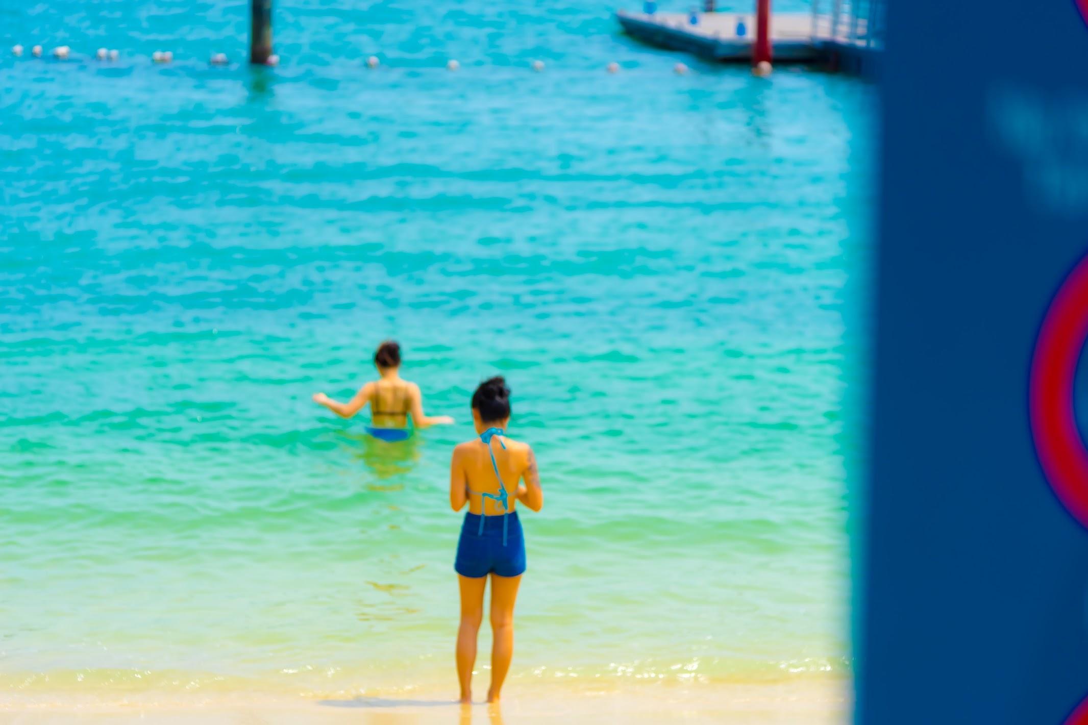 シンガポール セントーサ島 シロソ・ビーチ4