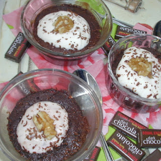 No-Pudge Brownies in A Cup – 2 Points (Weight Watchers).