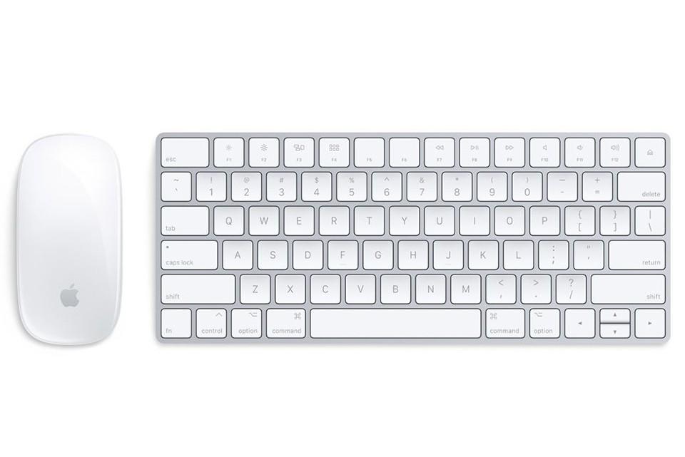 bàn phím iMac 27 inch 2020 Retina 5K