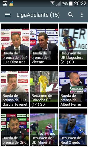 玩媒體與影片App|Live Football Scores Laliga免費|APP試玩