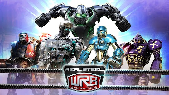 Real Steel World Robot Boxing (MOD) APK 1