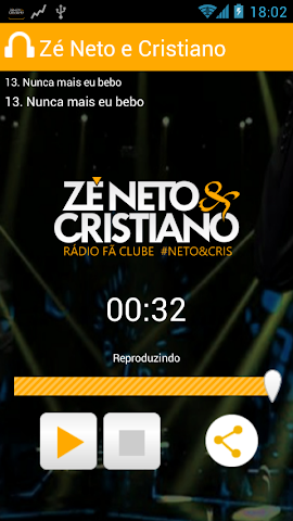android Zé Neto e Cristiano Screenshot 0