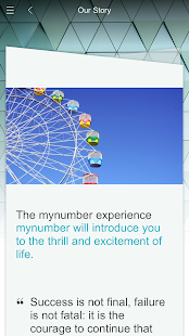 mynumber - náhled
