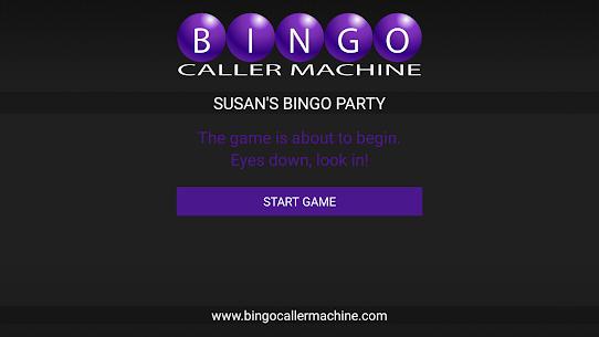 Bingo Caller Machine (free Bingo Calling App)