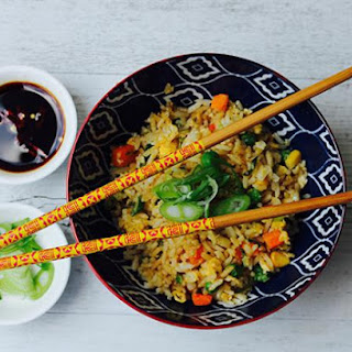 Chinese Takeaway Fried Rice Recipe