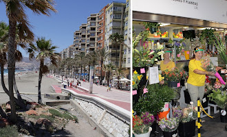 La nueva normalidad en la vida de Almería