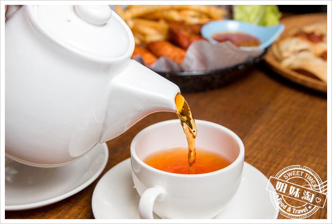 莎露烘焙餐廳菜單國寶茶