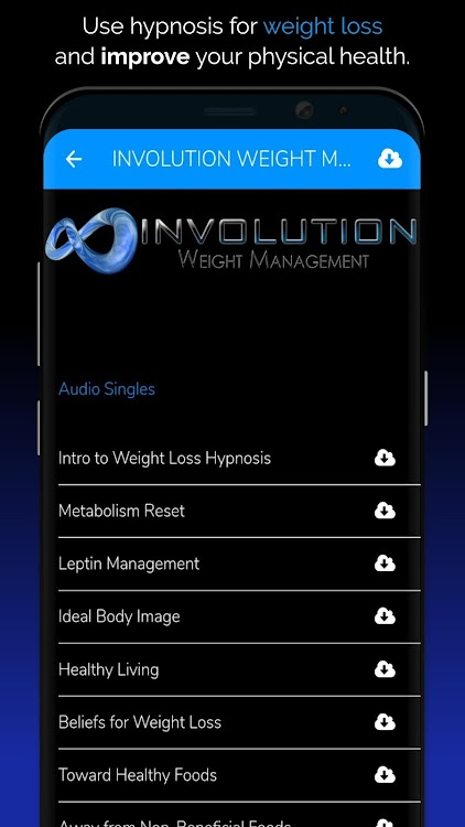 Hypnosis App - Attention Shifting - Hypnotherapy – (Android