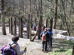Photo: početak ture za vrh Vojak