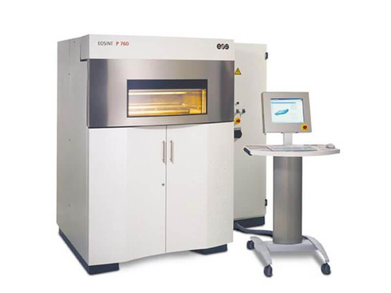 Лучший промышленный 3D-принтер: EOSINT P 760