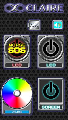 Flashlight - No advertising! - screenshot