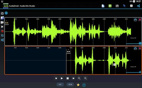 AudioDroid : Audio Mix Studio 10