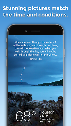 Download Weather Bible - Daily Christian Verses + Forecast MOD APK