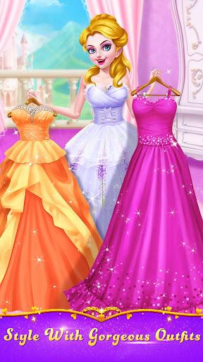 ud83cudf39ud83eudd34Magic Fairy Princess Dressup - Love Story Game 2.1.5000 screenshots 6