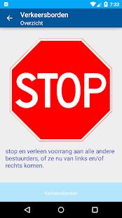 Verkeersborden-Verkeersregels - náhled