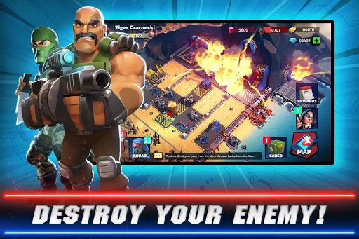 G.I. Joe: War On Cobra - PVP Strategy Battle https screenshots 1