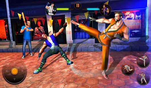 Karate Buddy - Fight for Domination Screenshot