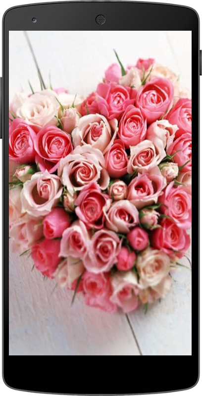 Pink Rose Live Wallpaper - Android Apps on Google Play