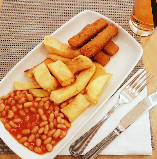 Kids Fish Fingers