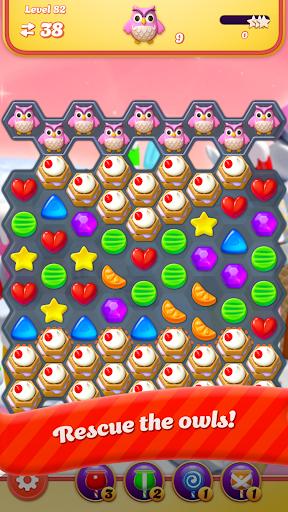 Code Triche Sugar Witch: Hexa Blast APK MOD screenshots 5