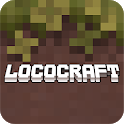 Loco Craft Best Building Crafting Games icon