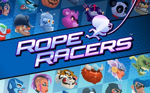 Rope Racers- screenshot thumbnail