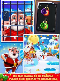 Christmas Santa Rescue Adventure Fun for Free - náhled