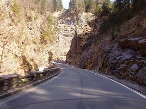 Photo: Radstätter Tauern Abfahrt Richtung Radstatt