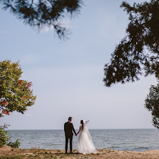 Wedding photographer Aleksandr Khalabuzar (A-Kh). Photo of 08.10.2018
