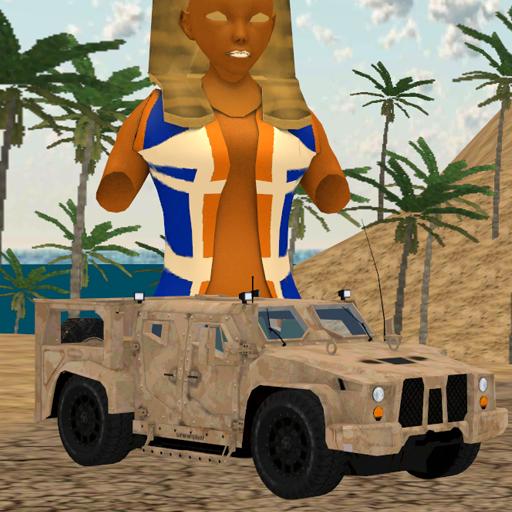 模擬App|デューティドライバー軍4X4オフロード2 LOGO-3C達人阿輝的APP