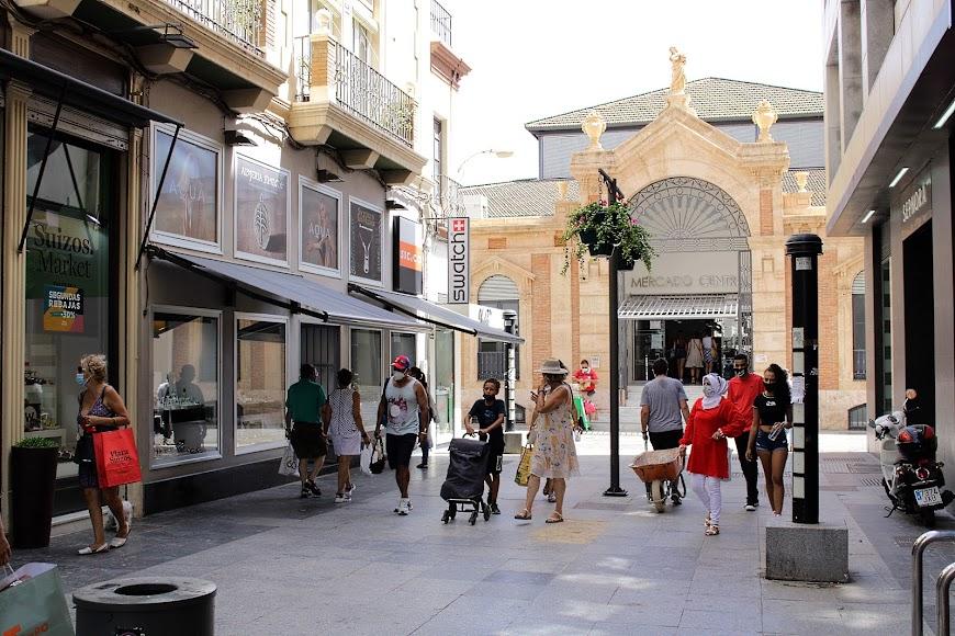 Calle Aguilar de Campoo.