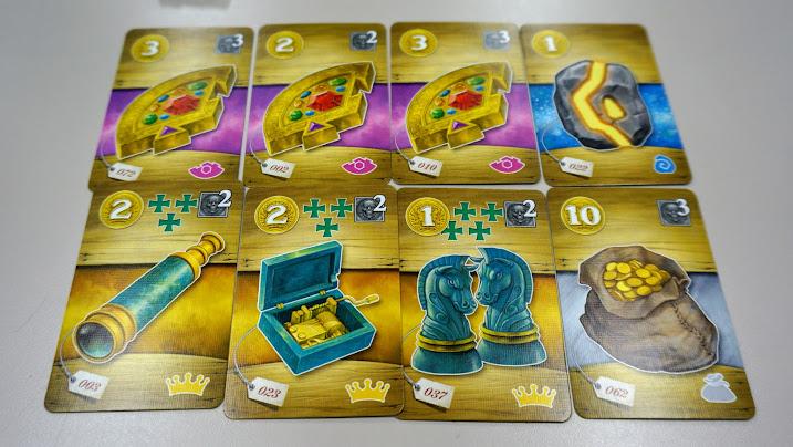 ゲーム紹介『ルートアイランド (Loot Island)』:お宝の分配
