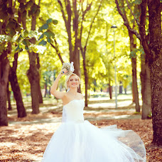Wedding photographer Anastasiya Volodina (VNastiaP). Photo of 25.01.2016