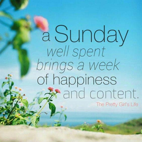 Get Here Sunday Quotes With Images