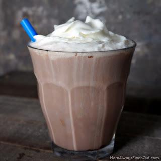 Chocolate Milk Soda.