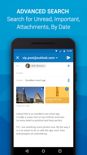 Email App for Any Mail 11.13.1.29164 screenshots 3