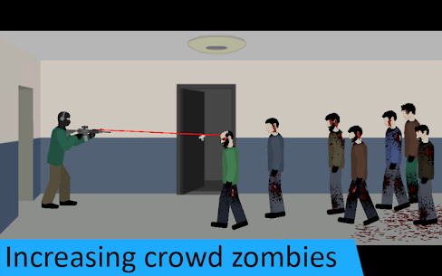 Flat Zombies Defense & Cleanup MOD (Free Purchases) 3