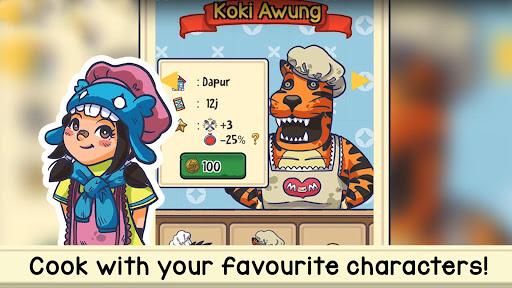 Juki : Food Stall Mania  screenshots 2