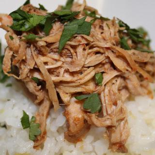 Gluten-Free Malaysian Rendang Pulled Pork